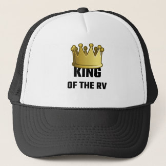 King Of The RV Trucker Hat
