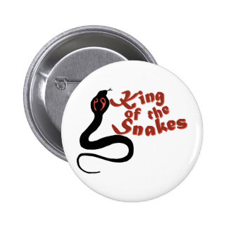 King Of The Snakes Button