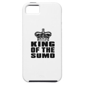 KING OF THE SUMO iPhone 5 COVER