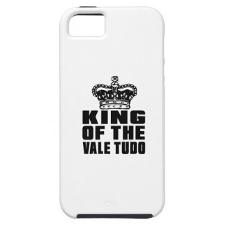 KING OF THE VALE TUDO iPhone 5 CASES