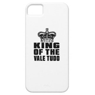 KING OF THE VALE TUDO iPhone 5 COVER