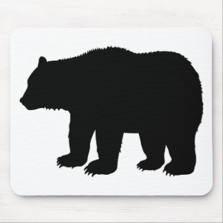 KING OF THE WOODS MOUSEPAD