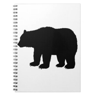 KING OF THE WOODS SPIRAL NOTE BOOK