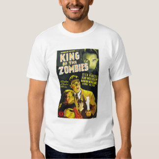 King of the Zombies Tee