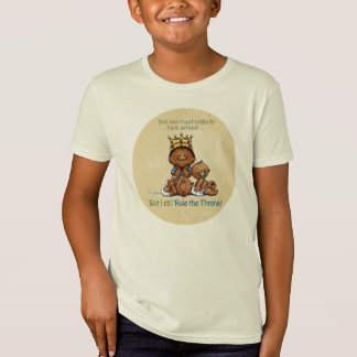King of Twins African American Big Brother Tee