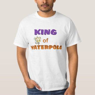 King of waterpolo shirts