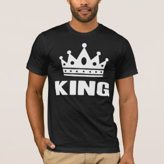 King One Colour Crown T-Shirt