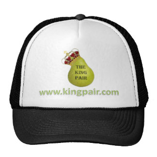 King Pair Cap Trucker Hat