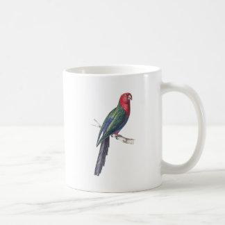 King Parakeet Coffee Mug