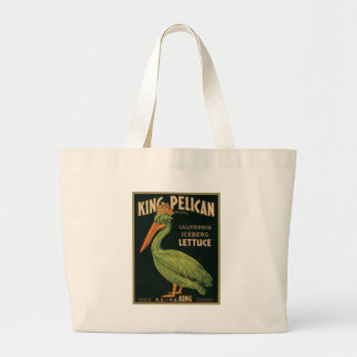 King Pelican Fruit Crate Label Bags