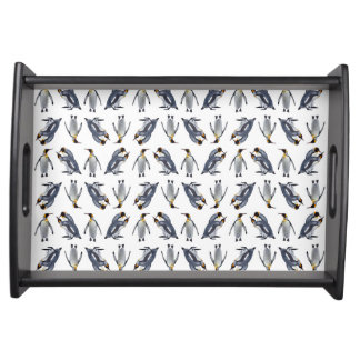 King Penguin Frenzy Tray (choose colour)