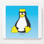 king penguin mousepad