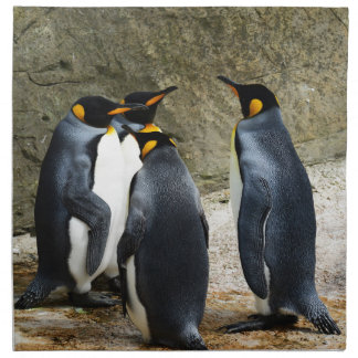 King Penguin Napkin