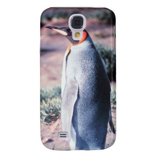 King Penguin on Heard Island Samsung Galaxy S4 Covers