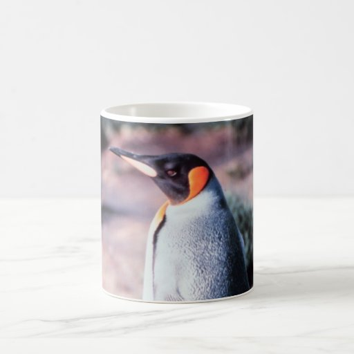 King Penguin on Heard Island Mugs