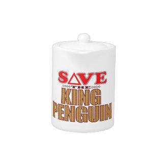 King Penguin Save