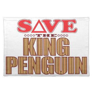King Penguin Save Placemat