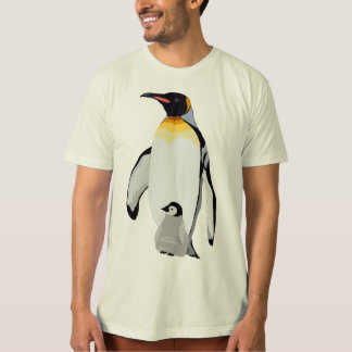 King penguin T-shirt