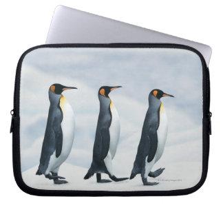 King Penguins Laptop Sleeve