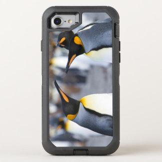 King Penguins OtterBox Defender iPhone 8/7 Case