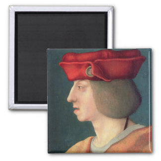 King Philip I `The Handsome' of Spain Refrigerator Magnet
