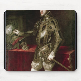 King Philip II  1550 Mouse Mat
