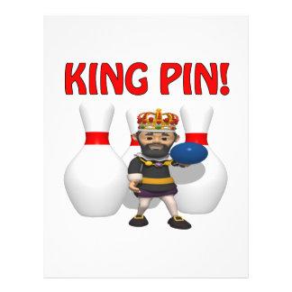 King Pin Flyer