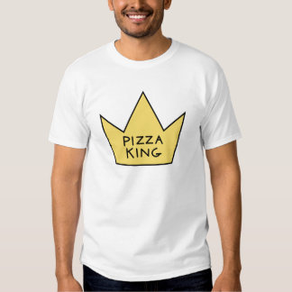 King pizza t-shirts