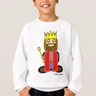 King (plain) sweatshirt