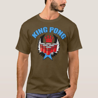 King Pong 2 - Beer Pong T-Shirt
