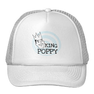 King Poppy T-shirts and Gifts Mesh Hats