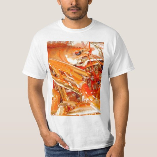 King Prawn Mens T-Shirt