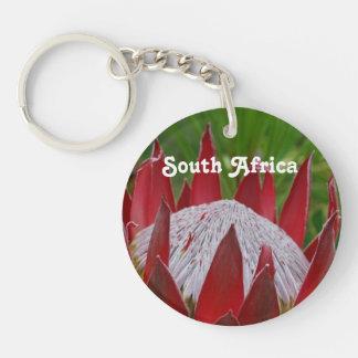King Protea Acrylic Key Chains