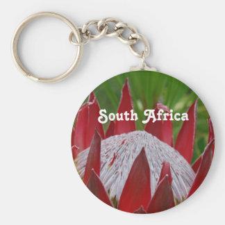 King Protea Key Chain