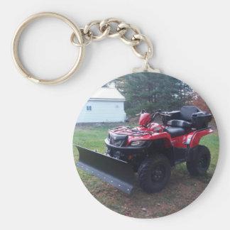 King Quad Key Ring