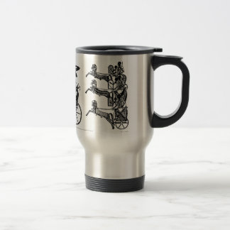 King Ramesses II and his Sons Egyptian Travel Mug