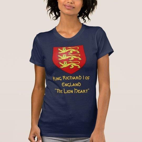 "King Richard I of England ""The Lionheart"" T-Shirt"