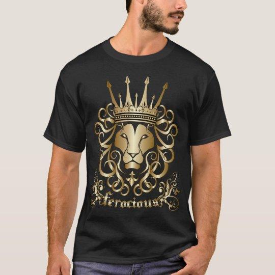 King Richard I The Lionheart Ferocious T-Shirt