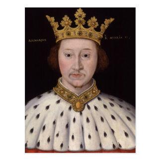 King Richard II of England Post Cards