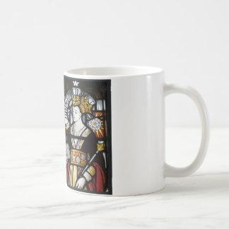 King Richard III and Queen Anne of England Basic White Mug