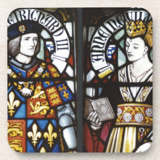 King Richard III and Queen Anne of England Coaster