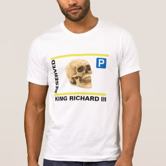 King Richard III Funny T-Shirt