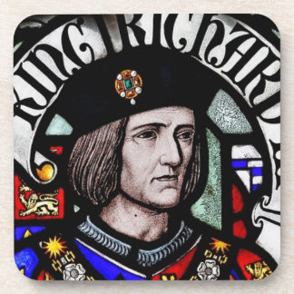 KING RICHARD lll SOUVENIR Drink Coaster