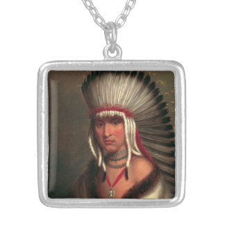 """King's """"Generous Chief"""" necklace"""
