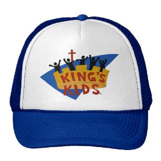 King s Kids Logo Hat