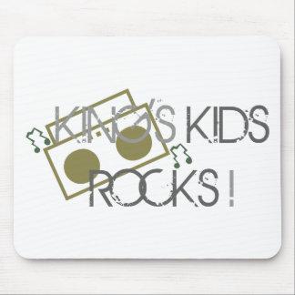King s Kids Rock Mousepad