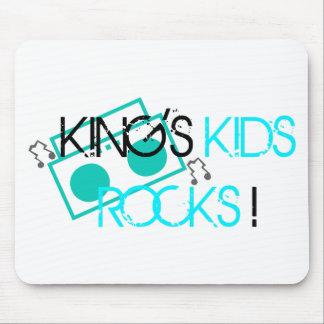King s Kids Rocks Mousepad