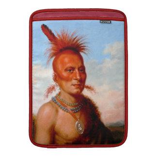 "King's ""Wicked Chief"" 13"" MacBook sleeve"