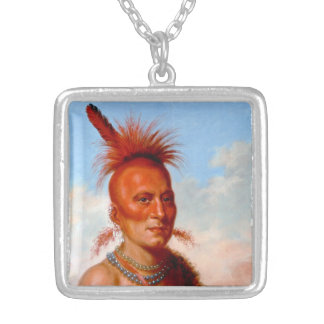"""King's """"Wicked Chief"""" necklace"""