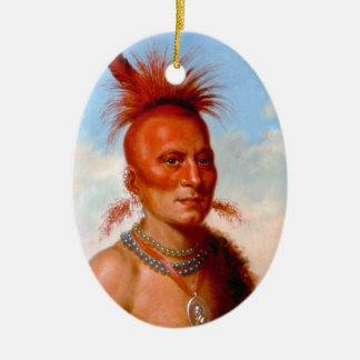 """King's """"Wicked Chief"""" ornament"""